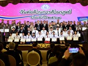 Thai Gov't reiterates commitment to crackdown on human trafficking