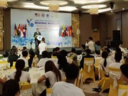 Young leaders contribute ideas to protect Mekong Delta environment