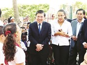 HCM City, Cuba join hands in tourism development