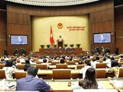 Lawmakers discuss bills on public security, animal husbandry