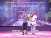 Ceremony honouring outstanding blood donors held in Ninh Binh