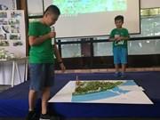 Children design smarter, child-friendly city