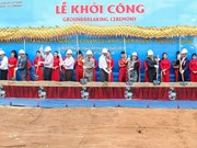 Vietnam's biggest solar power plant built in Ninh Thuan