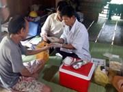 Vietnam begins testing HIV through saliva