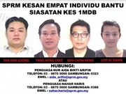 Malaysia reveals identities of four men linked to 1MDB scandal