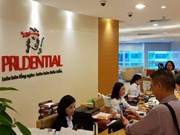 Prudential commits long-term investment in Vietnam