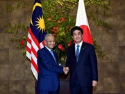 Japan, Malaysia agree to cooperate in DPRK issue