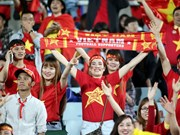 Football fans rush to Russia for long-awaited World Cup