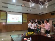 Thoi Dai newspaper launches Lao, Khmer electronic versions