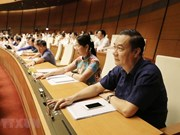 National Assembly passes two laws on June 14