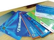 Huge number of bank cards unused