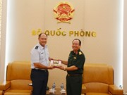 Vietnam, US continue cooperating in SR, disaster response