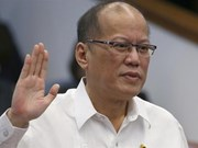 Former Philippine President Aquino faces criminal charge