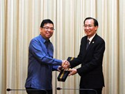 HCM City enhances trade cooperation with Philippines