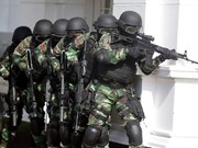 Indonesia arrests 10 terror suspects during Eid al-Fitr holiday
