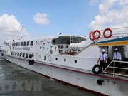 Binh Thuan: Speedboat service to Phu Quy island begins operation