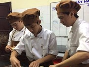 French-funded project trains poor youths in baking