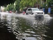 HCM City seeks long-term flood-prevention measures