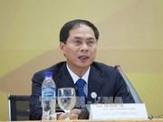 Vietnam steps up ties with Singapore, India