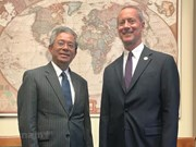 Vietnam, US seek stronger parliamentary ties