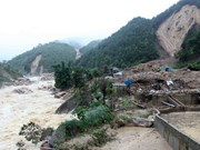 Floods, landslides leave three dead, three missing in Lai Chau