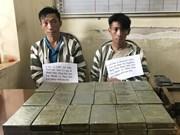 Son La police bust big drug trafficking case