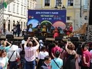 """""""Vietnam Day"""" held in Ukraine's Lviv city"""
