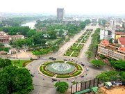 WB's project to improve Thai Nguyen's urban infrastructure