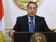 Congratulations to new Egyptian Prime Minister