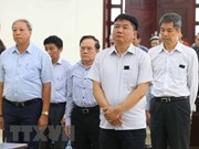 Court upholds sentence against Dinh La Thang in OceanBank case