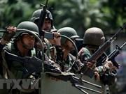 Philippines investigates serious police-army clash