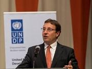 UNDP Administrator Achim Steiner visits Vietnam