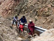 Floods, landslides in northern provinces claim 15 lives