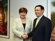 WB, IMF pledge to support Vietnam's development
