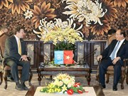 PM Nguyen Xuan Phuc values UNDP's support for Vietnam