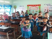 Project helps ensure traffic safety at schools in Gia Lai