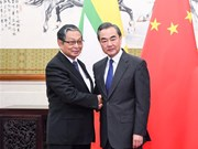 China, Myanmar agree to maintain border stability