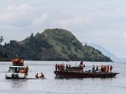 Indonesia finds corpses in sunken ferry in Lake Toba