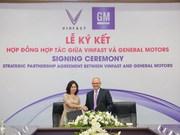 VinFast to distribute Chevrolets in Vietnam