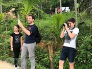 Vietnam serves nearly 8 million foreign tourists in H1