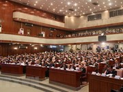 Lao lawmakers adopt five newly-drafted laws