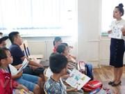 Summer Vietnamese course opens in Prague