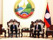 Vietnam-Laos judicial ties help protect shared border: Lao PM