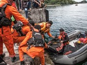 Indonesia: At least 12 killed in ferry sinking