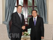 Vietnam wants to boost multi-faceted cooperation with Panama