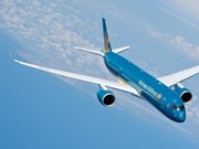 Vietnam Airlines adjusts flight schedule due to typhoon Prapiroon
