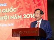 Vietnamese press expands international cooperation