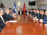 Vietnamese Party delegation visits El Salvador