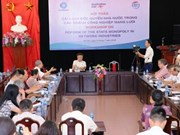 Hanoi: Seminar on reforming State monopoly in network industries