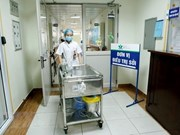 Hanoi warns about rise in measles cases